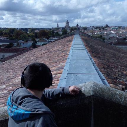 Redécouvrir sa ville par une visite culturelle par casque audio-guidé, Thomy, 15 ans ( Troubles psychiques)